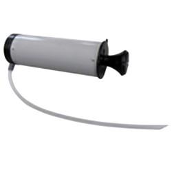 Barra Zirconio 20 mm. x 2,0 Metros Niquel Mate