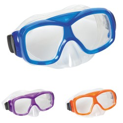 Gafas Buceo 7-14 Años Colores Surtidos
