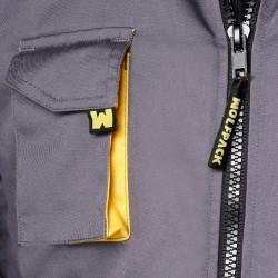 Toldo Vela Sombra Jardin Triangular 5x5x5 metros Blanca