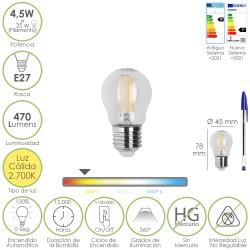 Foco Led Plano 50 Watt. Luz Blanca 4000º K  IP 65 4000 Lumenes Con Asa de Transporte