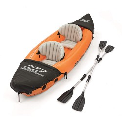 Flotador Kayak Semirigido 330 x 94 cm. 2 personas Max. 160 Kg.