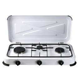 Cocina Gas Plus3  Fuegos