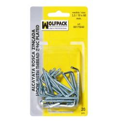 Caldereta Sifónica PVC T-86-H  25x25  110
