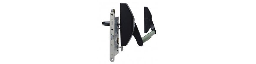 Cerraduras Seguridad y antipánico