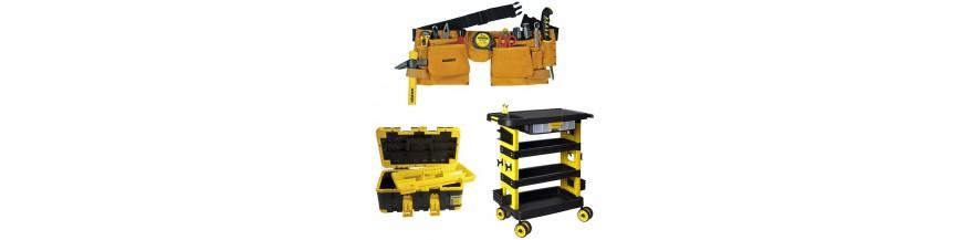 Cajas de herramientas y Carros