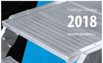 Catálogo KTL Escaleras